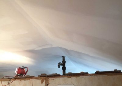 Ceiling reconstruction