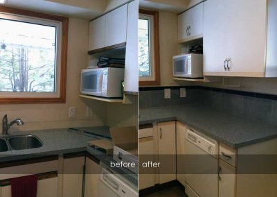 Kitchen Before & Afters