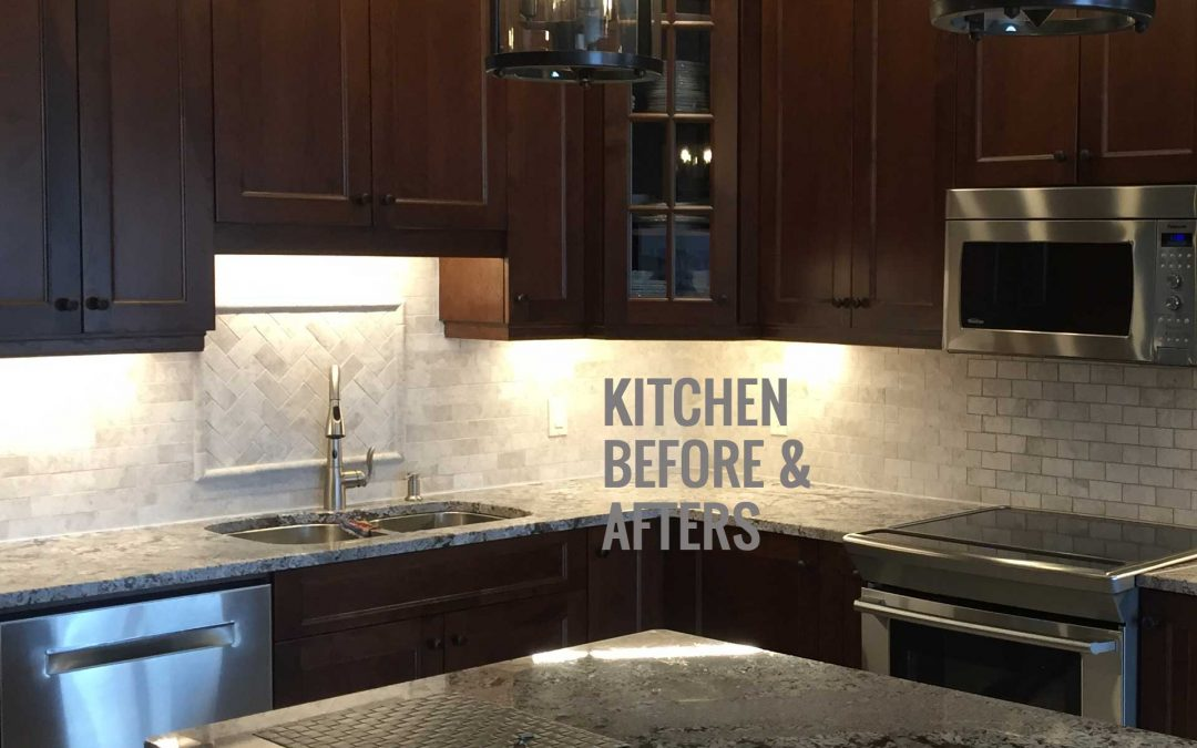 Kitchens | Before & After