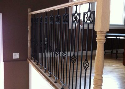 Railing systems