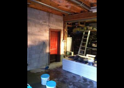 Converting a garage into useable living space